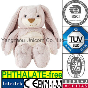 Rabbit Wheat Lavender Toy Microwave Heat Hot Therapy Bag pictures & photos