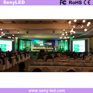 Indoor Pitch 4mm Full Color Screen Electronic LED Display for Rental Purpose pictures & photos