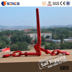 US Type Spray Painting Drop Forged Standard Lever Type Load Binder pictures & photos