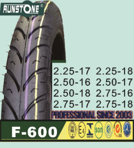 Motorcycle Tyre2.25-17 2.25-18 2.50-16 2.50-17 2.50-18 2.75-16 2.75-17 2.75-18 Tube/Tubeless Tire pictures & photos
