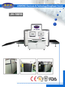 Baggage Inspection Equipment X-ray Baggage Scanner for Airport pictures & photos