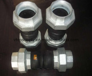 Double Sphere Threaded Rubber Expansion Joint pictures & photos