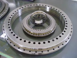 Double-Row Spherical Type Slewing Gear Bearing, China Professional Supplier pictures & photos