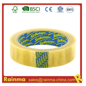 BOPP Transparent Tape for Office Stationery pictures & photos