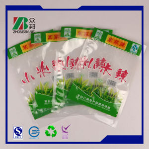 ISO90012008 Vegetable Plastic Retort Pouch with Custom Logo pictures & photos