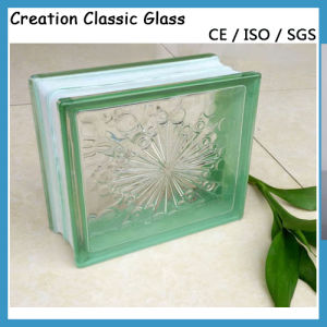 190*190*80mm Glass Block for Bathroom with Ce & ISO9001 pictures & photos