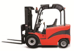 1-3.5t Four Fulcrun Electric Forklift pictures & photos