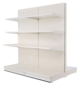 Single Sided Shelf Rack, Single Sided Supermarket Shelf pictures & photos