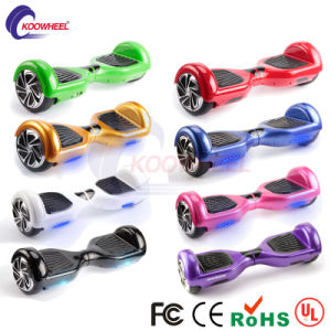 Ce Approval Self Balance 2 Wheel Mini Scooter Hoverboard with Bluetooth pictures & photos