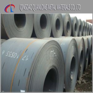 Hr Hot Rolled Ms Steel Coil Ss400 A36 pictures & photos