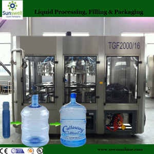 5 Gallon Bottle Brushing Decapper Machine pictures & photos