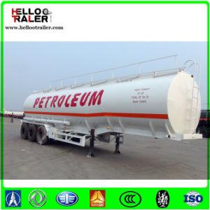 42000L 3 Axle Diesel Fuel Tanker Semi Trailer pictures & photos