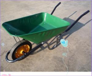 Single Wheel Construction Wheel Barrow (WB3800) pictures & photos