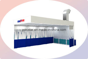 Car Paint Prep Booth Is Made by Booth Manufacturer Yokistar pictures & photos