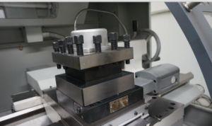 Automatic Pump Lubrication CNC Lathe Machine Tool (CK6140B) pictures & photos