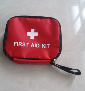 Home Medical Emergency First Aid Kit Case pictures & photos
