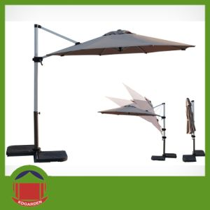 Chinese Outdoor Garden Parasol with Cover pictures & photos