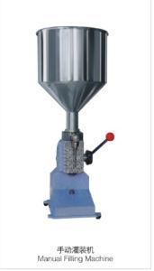 Manual Vertical Pneumatic Filling Machine