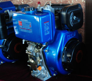 Ka OEM 6.6kw/9HP  Single Cylinder Diesel Engine