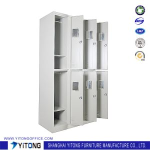 Yitong 6-Door Metal Storage Cabinet / Office Use Steel Locker pictures & photos