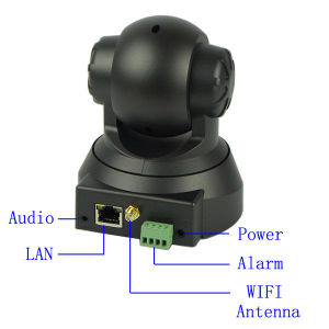 IP Camera /720p Pan/Tilt 1 PTZ WiFi IP CCTV Camera / TF Card IP Cameras pictures & photos