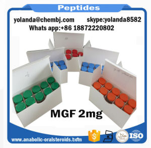 High Purity Frozen Powder Peptides Peg Mgf 2mg/Vial for Fat Burning pictures & photos
