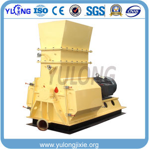 High Efficient Wood Hammer Mill Crusher with CE pictures & photos