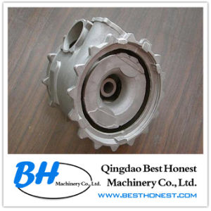 Aluminum Casting Motor Housing (Die Castings) pictures & photos