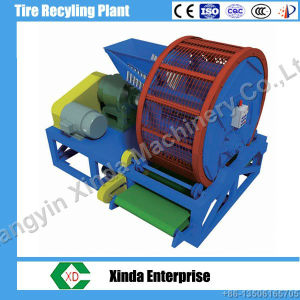 Zps Whole Tire Crusher Machine pictures & photos