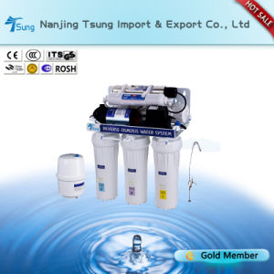 50g RO 6 Stage Water Purifier with Ss UV pictures & photos