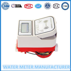 Card Reader Water Meter for Hot Water pictures & photos
