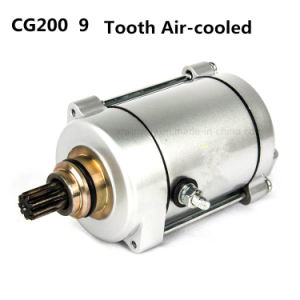 Ww-8839 12V Motorcycle Parts Starter Motor for Cg200 pictures & photos