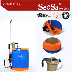 20L Knapsack/Backpack Manual Hand Pressure Sprayer (SX-LK20V) pictures & photos