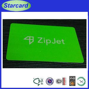 Cmyk Print Plastic Reward Card pictures & photos