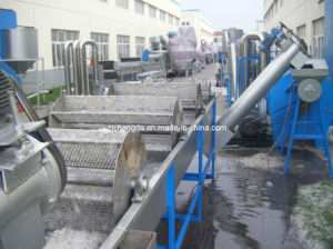 300-1500kg/H Plastic Film Recycling and Washing Plant pictures & photos