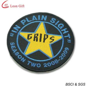 Custom Made Embroidery Patch with Velcro Backing pictures & photos