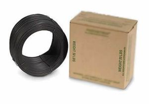 10ga X 100lbs Black Annealed Automatic Baling Wire pictures & photos