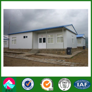 Fabricated Light Steel Structure Frame House pictures & photos