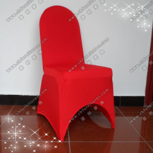Wedding Hall Chair Cover for Wedding (YC-831-04) pictures & photos