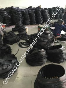Ultra High Airtight Inflatable 200 Rod of Natural Rubber Inner Tube of Motorcycle pictures & photos