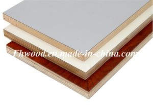 High Pressure Laminated (HPL) Plywood for Kitchen and Cabinet pictures & photos
