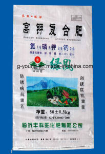 Grain Sugar Flour Rice Feed Fertilizer Laminated PP Woven Bag pictures & photos