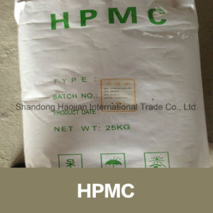 Hydroxypropyl Methyl Cellulose (HPMC or MHPC) CAS Code: 9004-65-3 pictures & photos