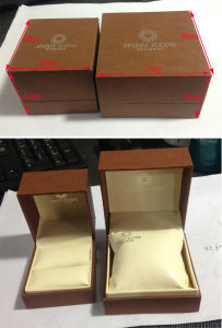 Paper Jewelry Boxes for Ring pictures & photos