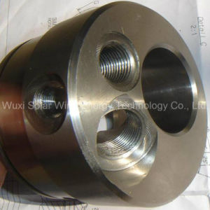Stainless Steel Precision 5 Axis CNC Machining