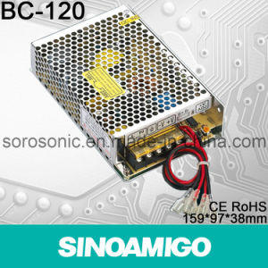 120W Single Output Switching Power Supply (BC-120 with Battery Charger)