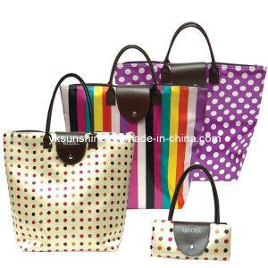 Folding Outdoor Shopping Bag (XY-502D2) pictures & photos