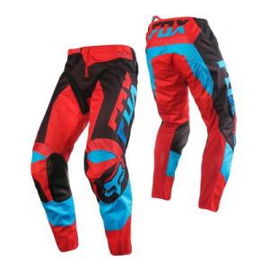 Red Quality Customizable Mx/MTB Gear OEM Motocross Pants (MAP26) pictures & photos