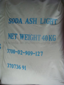 China Factory 99.2% Light Soda Ash /Sodium Carbonate pictures & photos