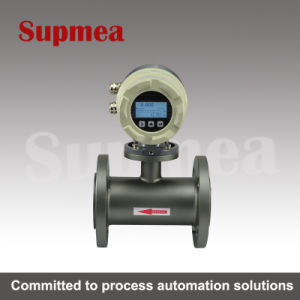 Air Conditioning Water Flowmeter Electromagnetic Flowmeter Chilling Water pictures & photos